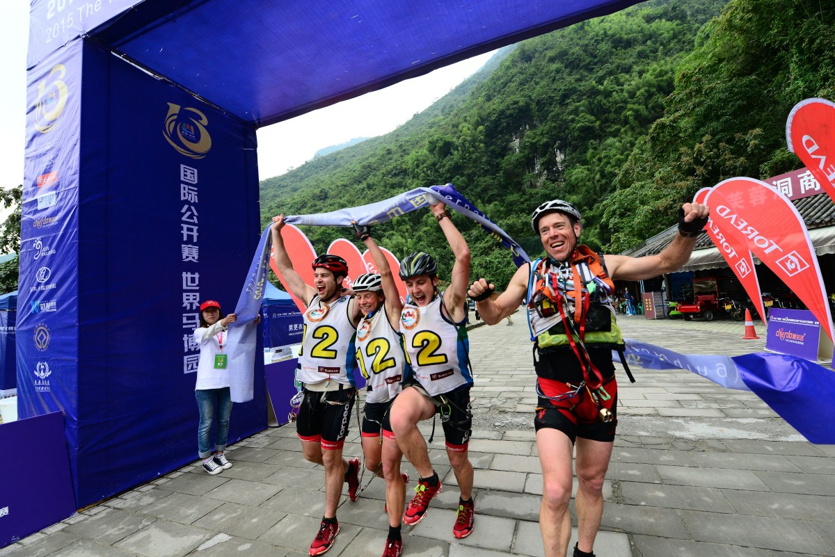 Wulong Mountain Quest- 2015 Champions