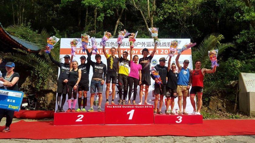 baise podium shot