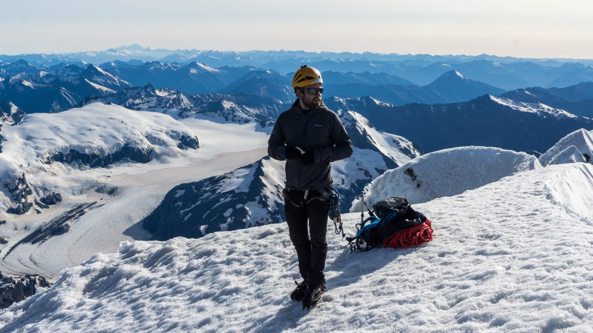 Mt Aspiring – 17th Jan2020